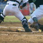 野球のスライディングの種類と使い分け。コツや怪我を防止する方法とは?