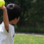 ボール投げが苦手な子供におすすめする練習方法と便利グッズを紹介します!