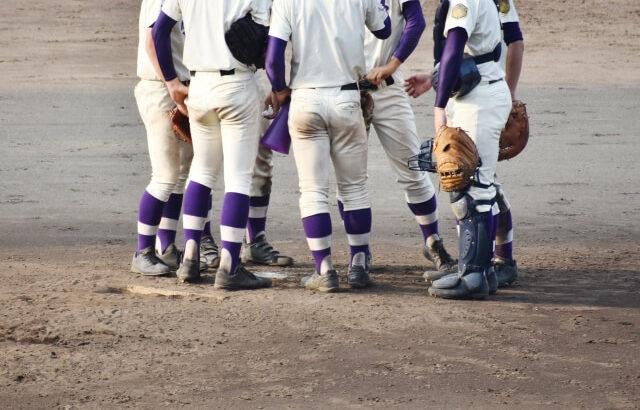 【野球のルール】監督、コーチがマウンドに行ける回数は?キャッチャーが行く場合は?高校野球、プロ野球、メジャーの違い