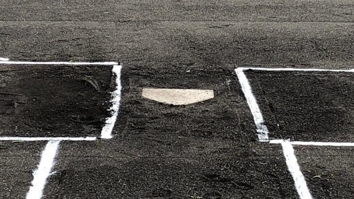バッターボックス(打席)の立ち位置で打力が大幅アップ!? ポイントは「ライン」「前の打者が掘った穴」です!